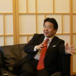 An interview with Japan's well-known economist: Mr. Heizo Takenaka