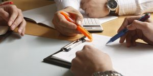 management of sales activity