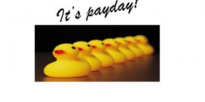 payroll ducks