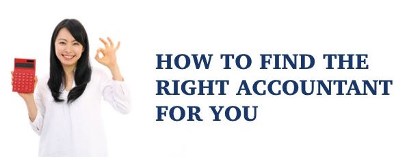 find the right accountant