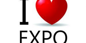 I love Expo - logo