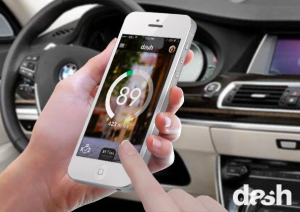 Dash on your Phone: Smart Car