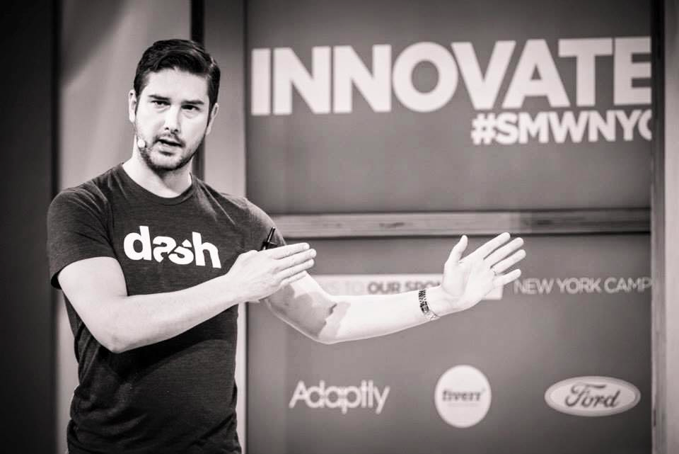 Tech Startup Dash: Interview with Dash Founder and CEO Jamyn Edis