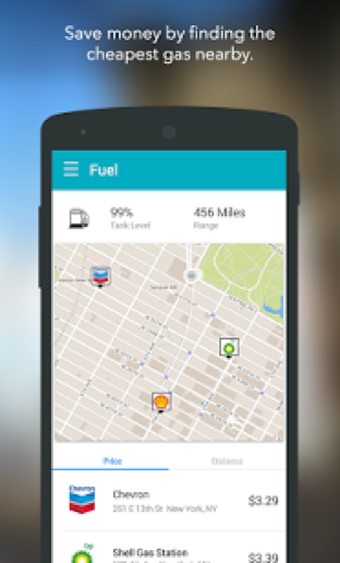 Save Money with Dash: Know where to buy the nearby Cheapest Gas