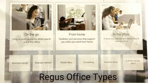 Regus Office Types