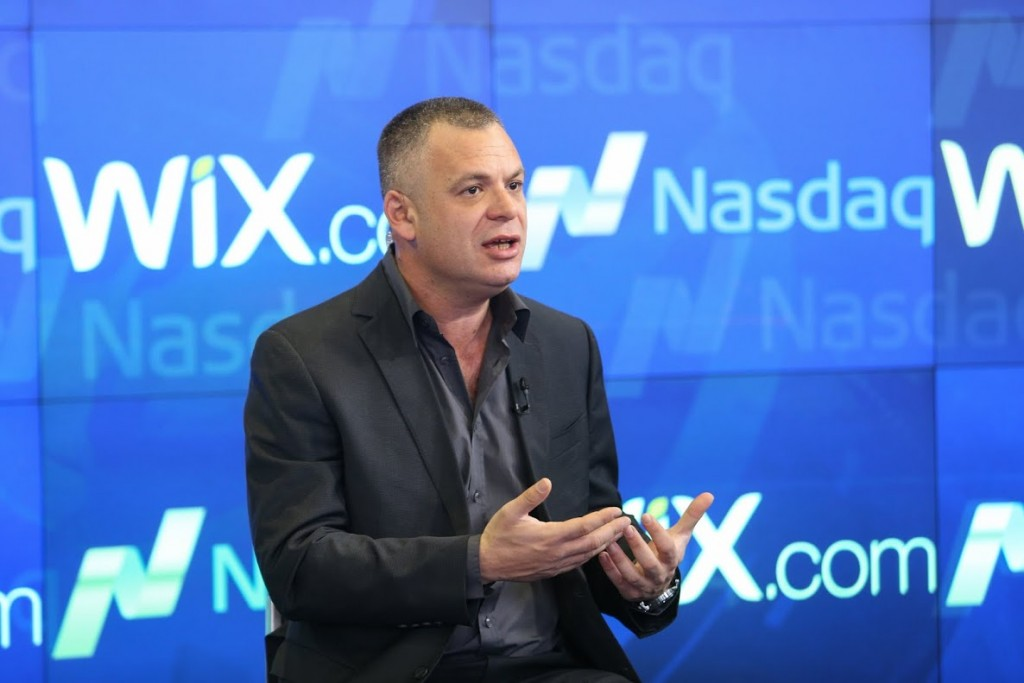 NASDAQ picture of Wix: Interview with Wix CEO and Co- founder Avishai Abrahami