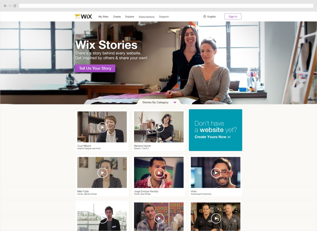 Wix Website Builder: Powering Millions of Websites Worldwide