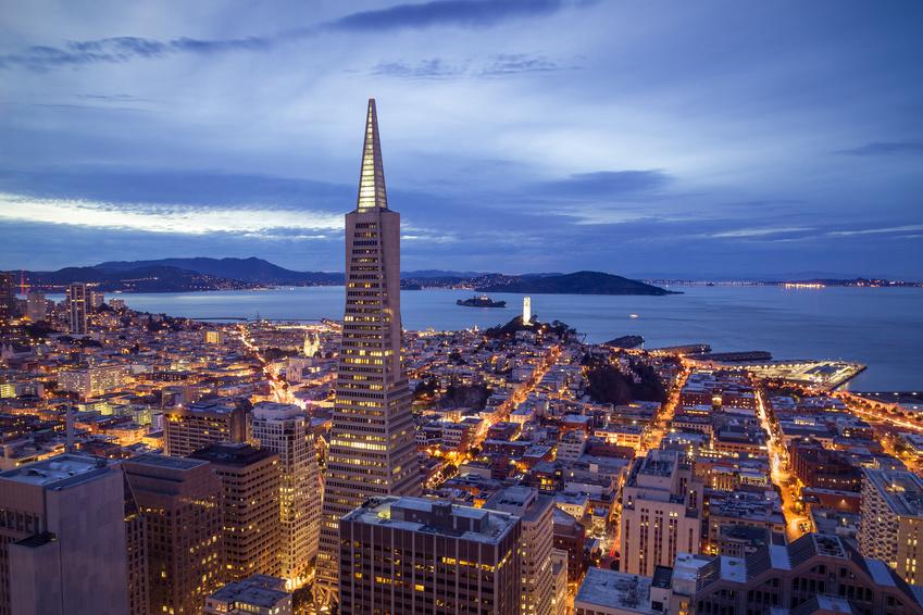 Silicon Valley, San Francisco Financial District