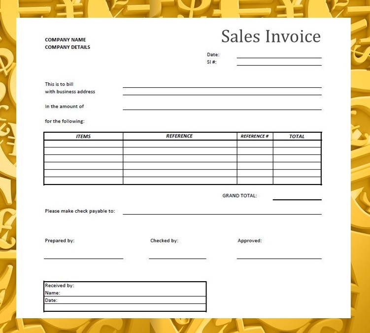 Founderu0027s Guide  Invoice Documents