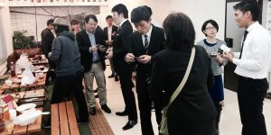 business networking in japan
