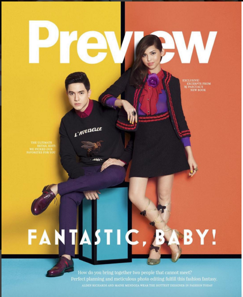 aldub screenshot from maine instagram