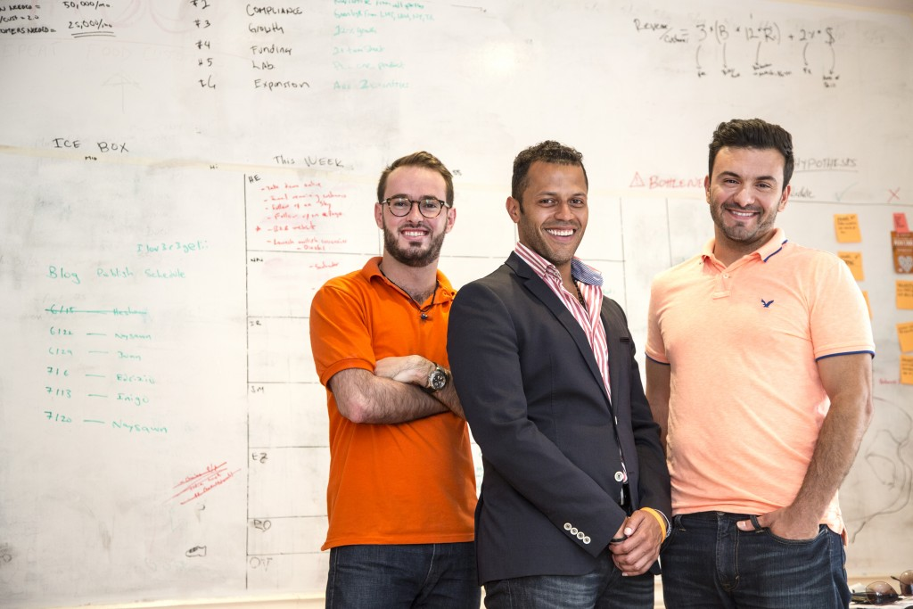Regalii Co Founders Standing