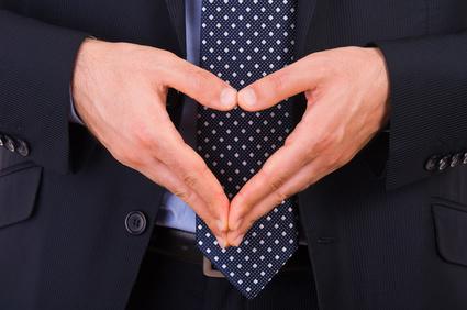 heart in business
