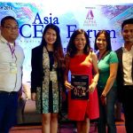 Founder's Guide Team Attends First Asia CEO Forum CEBU