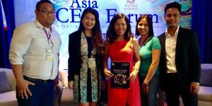 Founder's Guide at Asia CEO Forum Cebu