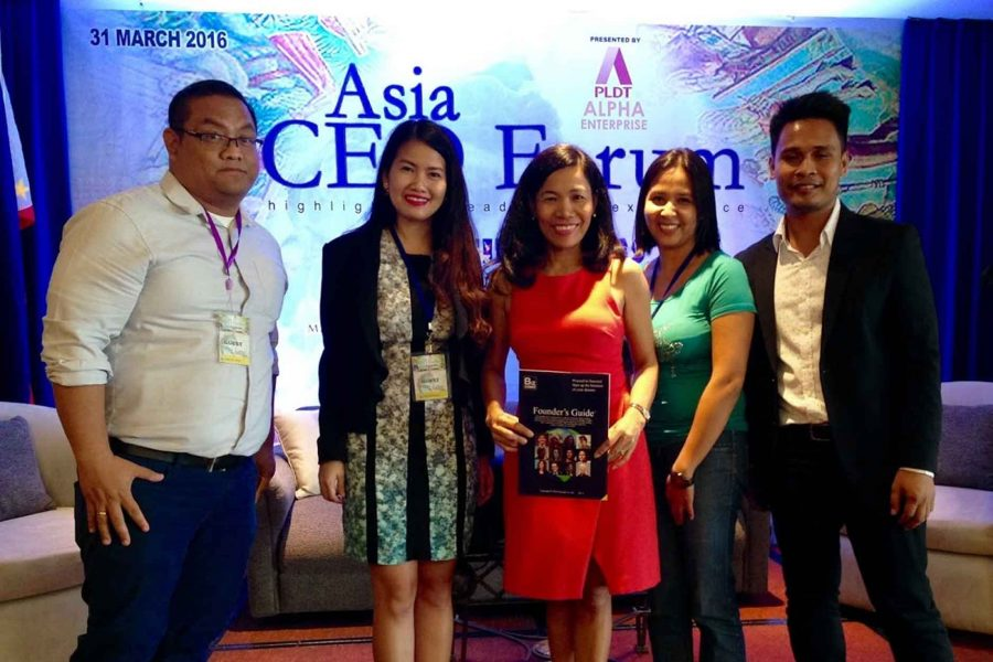 First Ever Asia CEO Forum Held In Cebu Founders Guide