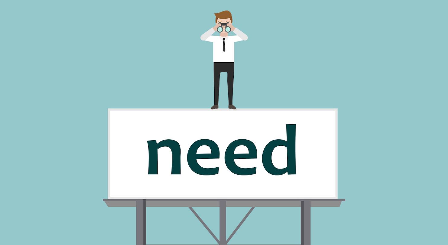 entrepreneurial NEED