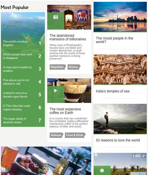 bbc web design