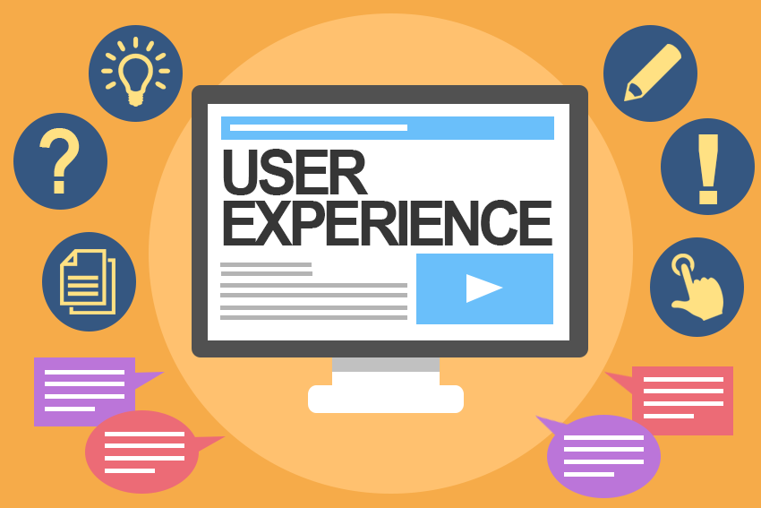 UX is short for User Experience