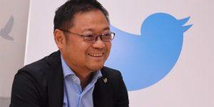 Yu Sasamoto of Twitter JAPAN