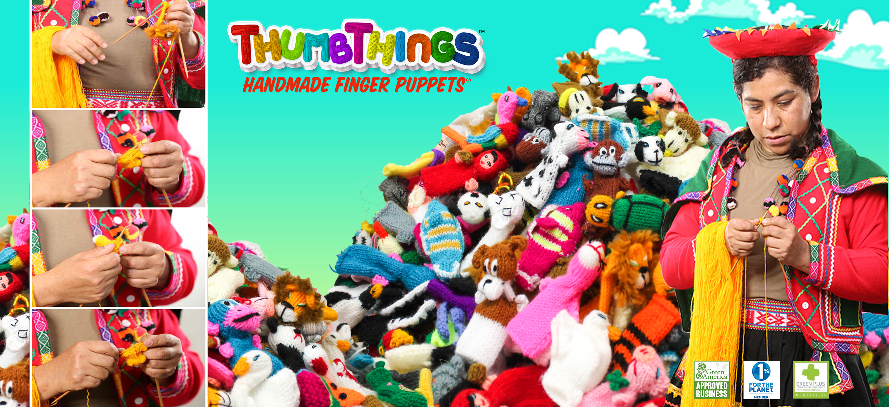Finger Puppets Inc