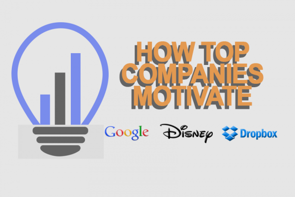 how top companies motivate