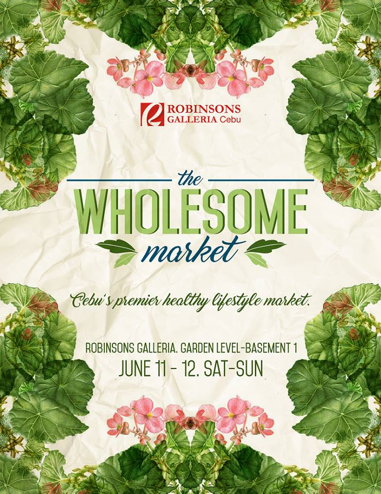PR for Wholesome Market event