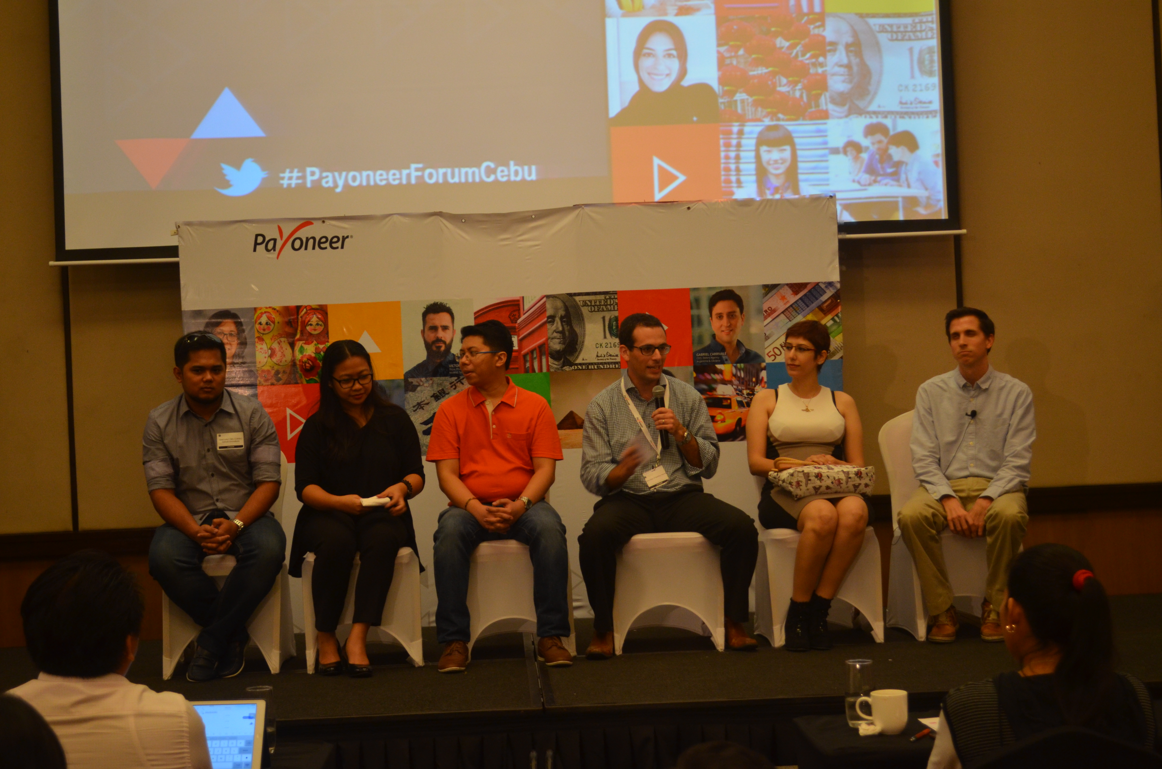 Payoneer Forum Cebu