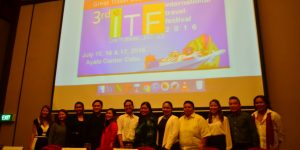 International Travel Festival 2016 (ITF2016)