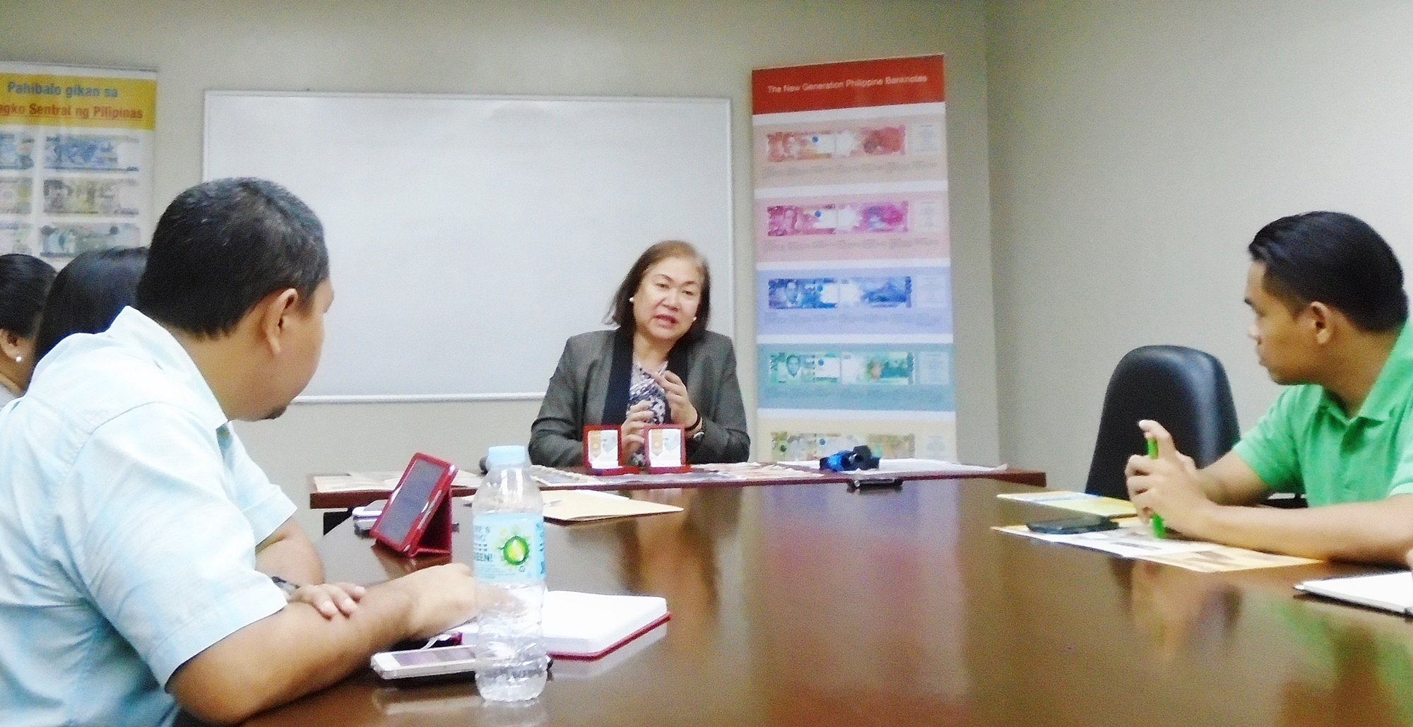 BSP Explains Why PH Bills Should be Treated With TLC