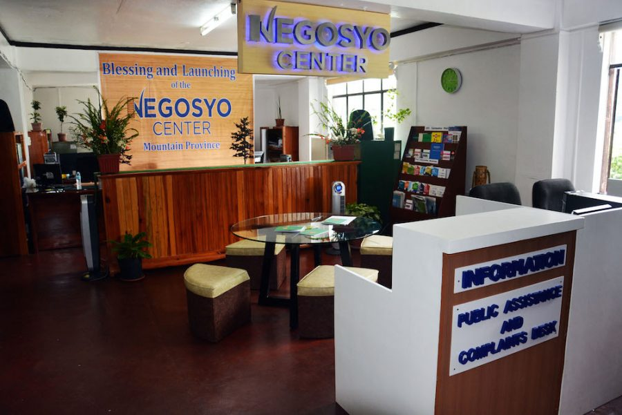 DTI Negosyo Center (photo from http://bamaquino.com/)