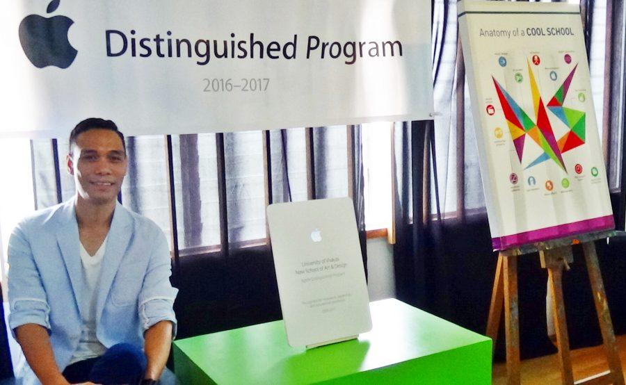 Mr. Genesis Raña, School Director & Founder of UVNS Cebu