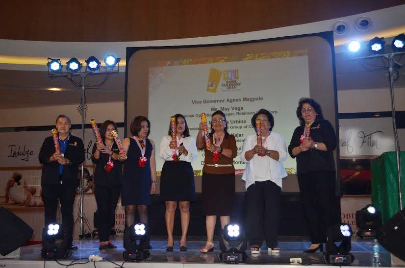 Cebu Goes Culinary press release