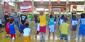 TM Basketball Clinic in Cebu