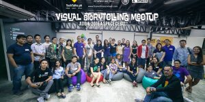 visual storytelling a space cebu event