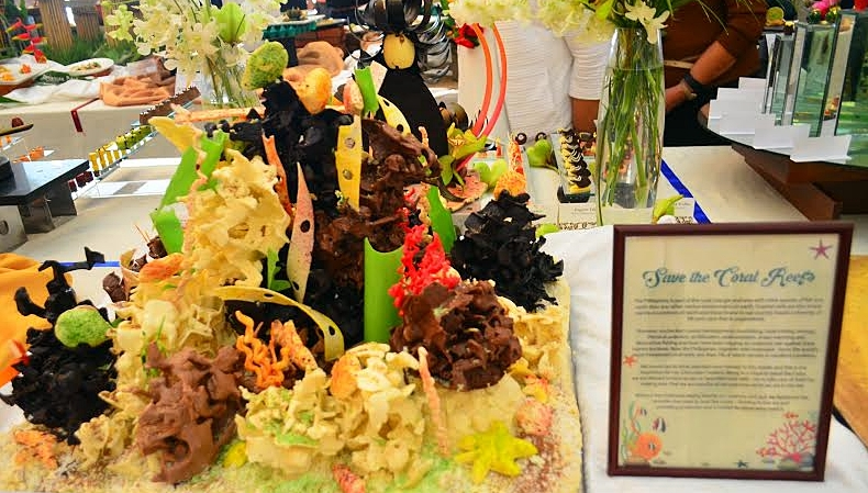 table setting Cebu Goes Culinary