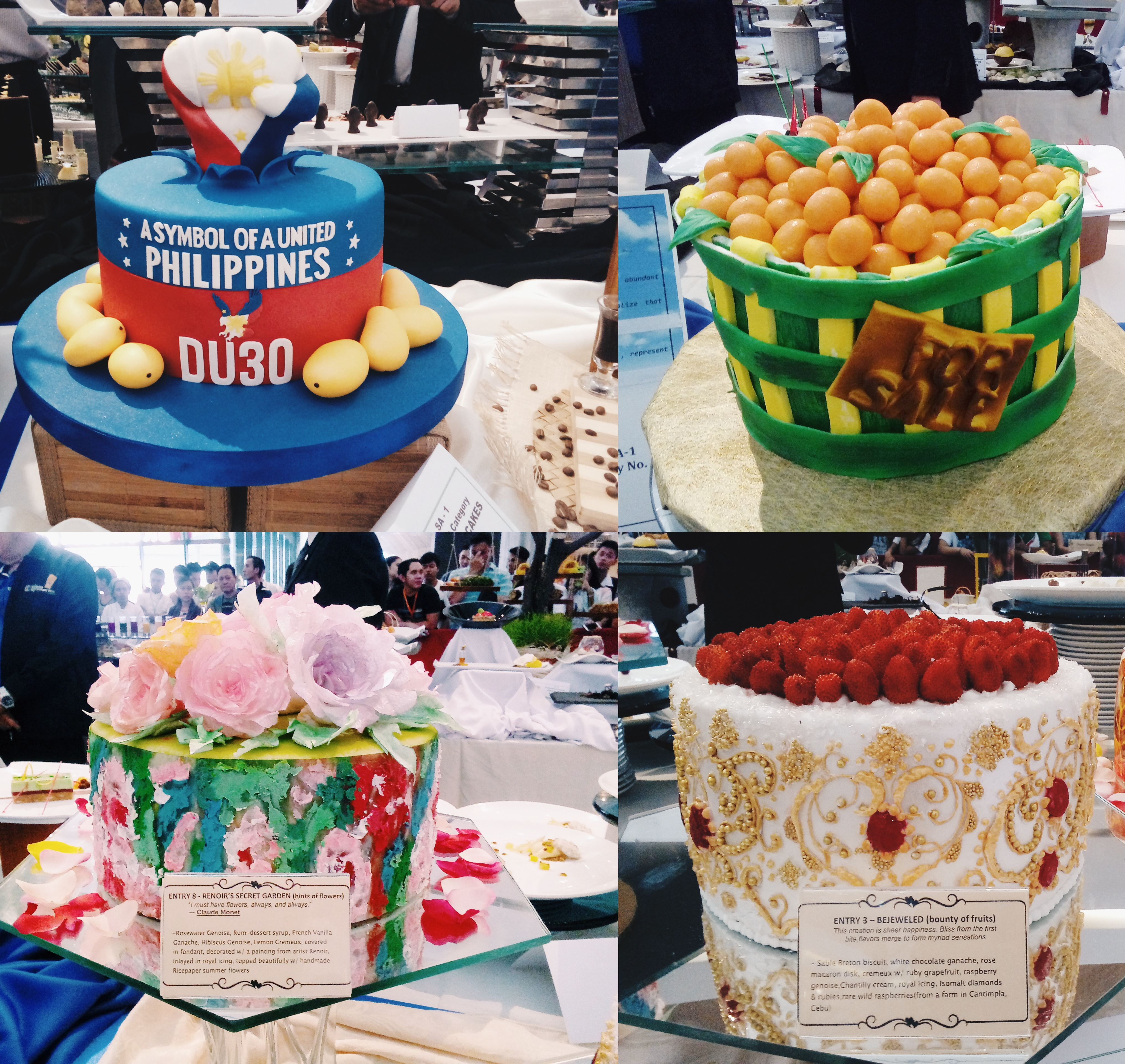 CAKES Cebu Goes Culinary