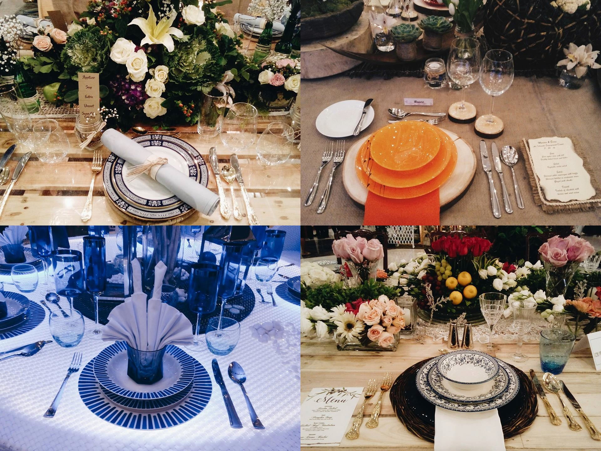 tablesetting Cebu Goes Culinary