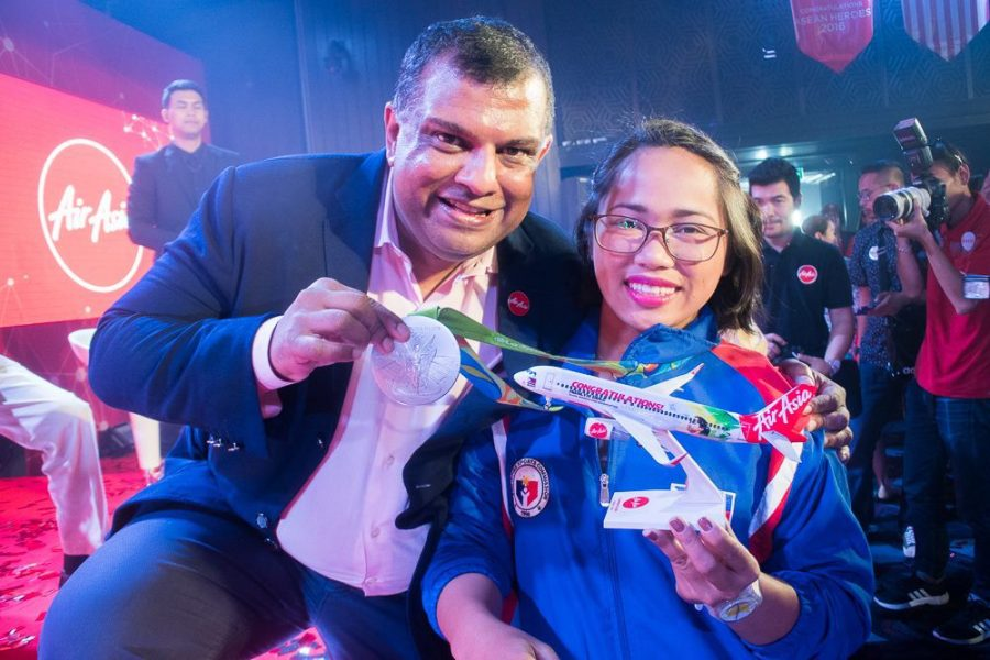 AirAsia Group CEO to Direct Air Traffic Control using waze