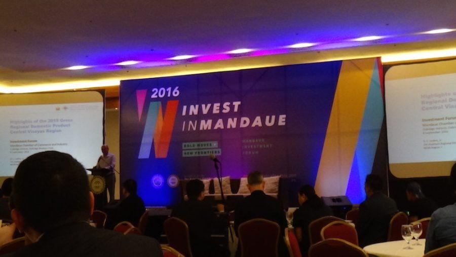 Mandaue Investment Forum Presents New Investment Code
