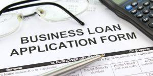 business loan form