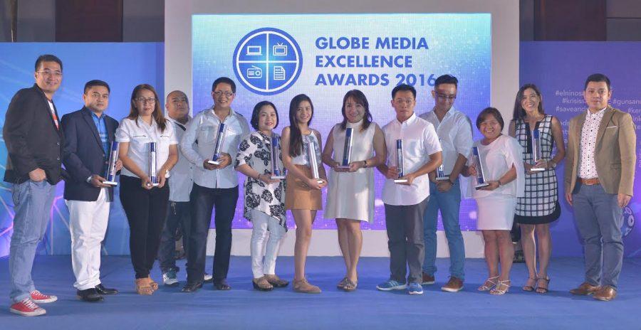 Globe Winners