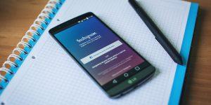 instagram account set up