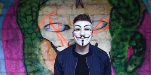 safety from anonymous online hackers
