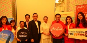 AirAsia Expands in Cebu By Offering Direct Flights to Taipei