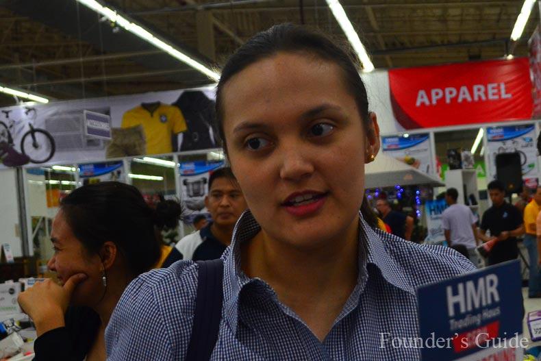 Sharlene Carman-Powell - HMR Philippines Marketing Head