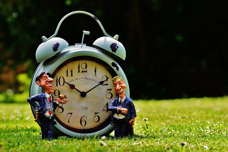 Time Is Money, Here's How To Keep Your Office Ticking In Style