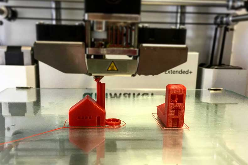 Like Printing Money: 3D Printing Business Opportunities for 2017