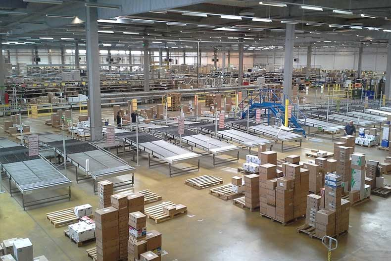 Work on Your Warehouse Efficiency