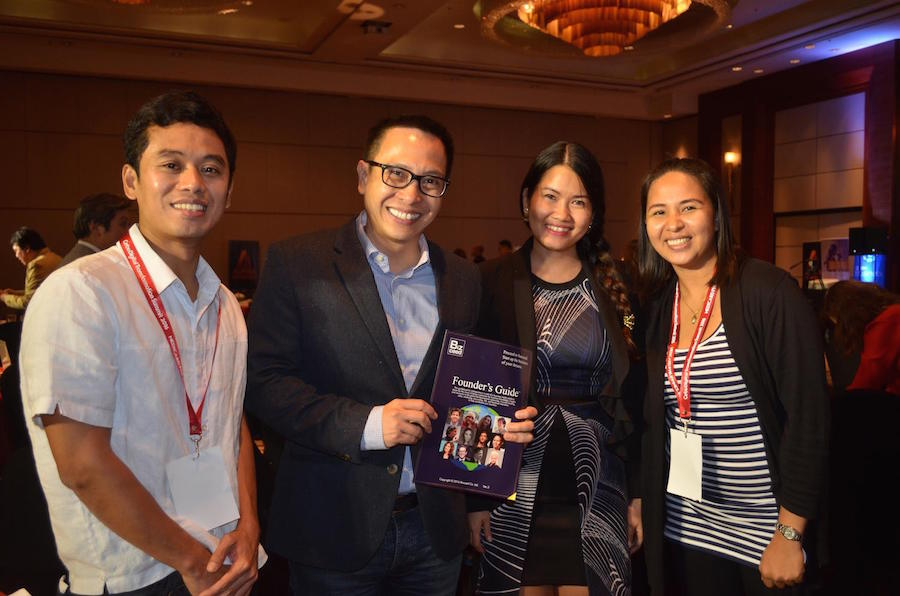 Alibaba makes its first investment in PH through Globe's Mynt